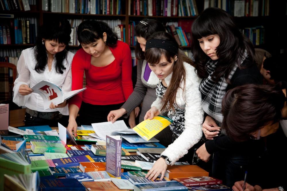 Библиотека КарГТУ